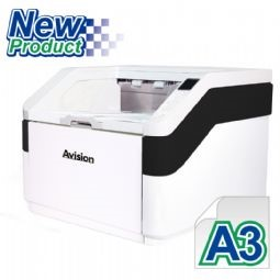 AD8100 series – A3 Duplex High-Volume Production Scanners Image