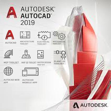 One AutoCAD Image