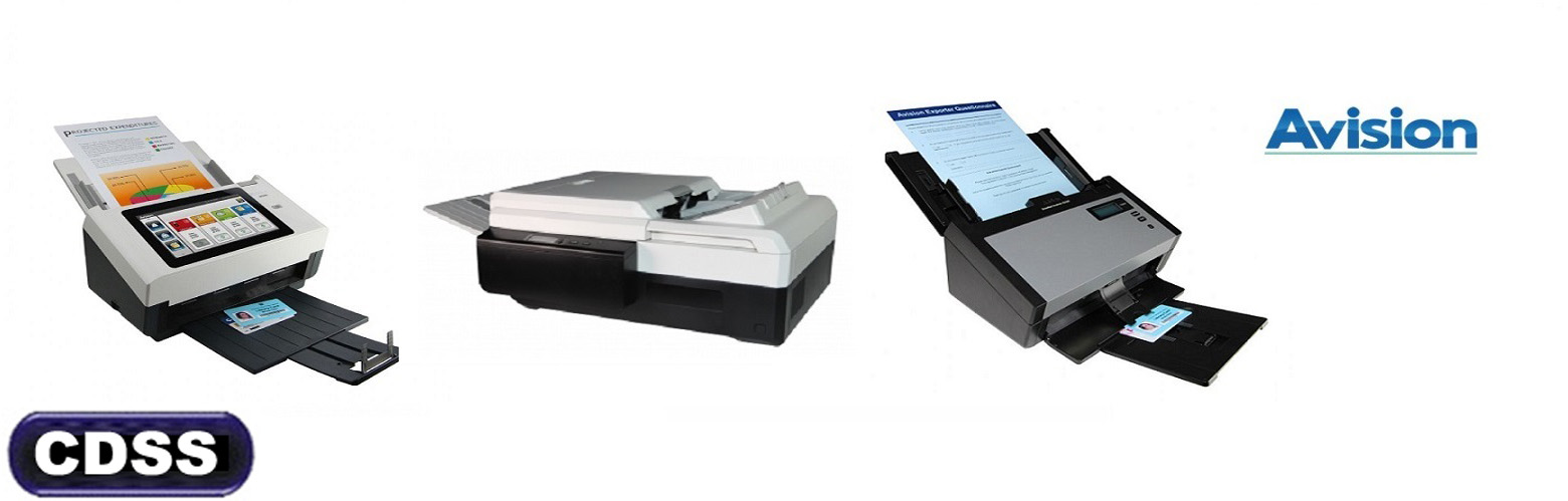 Avision Document Scanners
